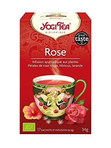 Yogi Tea Tao Rose - 17 Stück