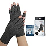 Doctor Developed Compression Arthritis Gloves - Doctor Written Handbook Included: Relieve ...