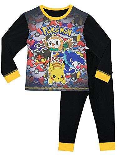 Pokèmon - Pijama para Niños 6-7 Años