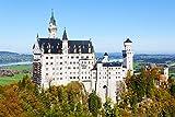 Fototapete selbstklebend Schloss Neuschwanstein - 150x100