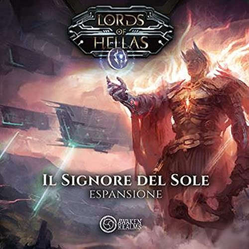 Lords of Hellas: Herr der Sonne in Italienisch