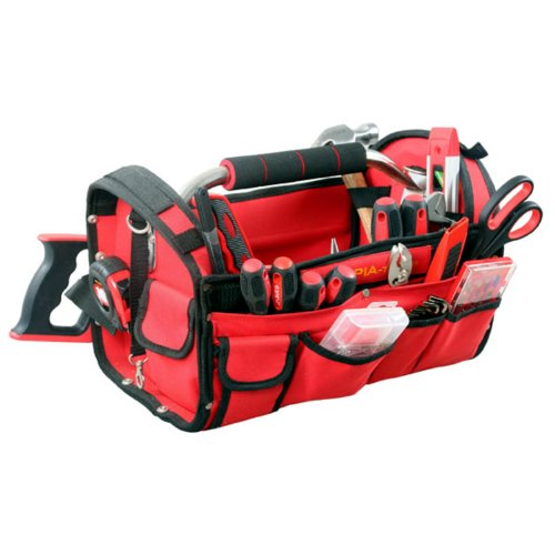 Olympia Tools Tool Bag Set, 90-447, 52 Pieces