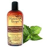 Peppermint, Rosemary & Eucalyptus Massage & Foot Cream