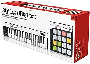 IK Multimedia iRig Keys and Pads Bundle - CB-KPA-HCD-IN