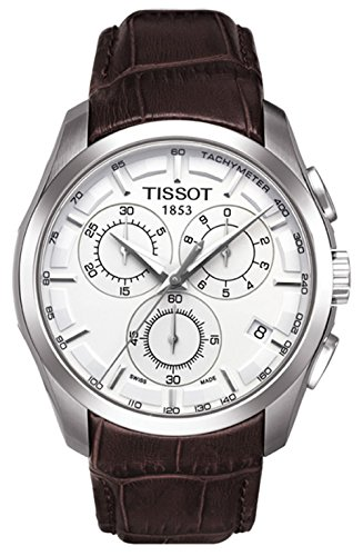Tissot TISSOT COUTURIER Chronograph T035.617.16.031.00 Herrenchronograph