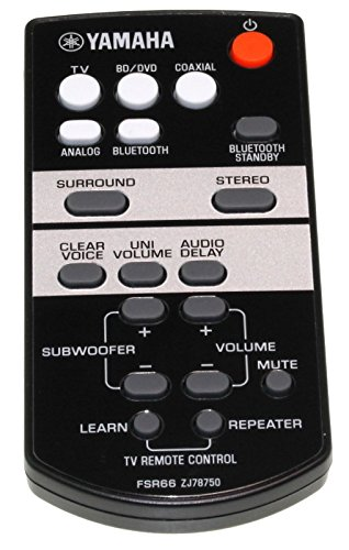 Yamaha ZJ787500 / FSR66 Ferbedienung für YAS-103 Soundbar