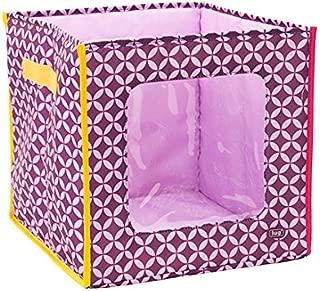 Lug Hide N' Seek Storage Cubes, Purple Owl