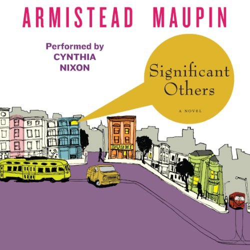 Significant Others audiobook cover art
