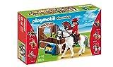 Playmobil Coleccionables - Country Caballo Andaluz con Establo Playsets (Playmobil 5521)