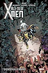 All-new X-Men T02 - Déménagement de Brian M. Bendis