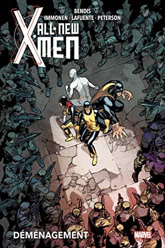 All-new X-Men T02: Déménagement