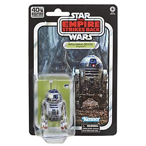 Star Wars The Black Series Rzwo-Dzwo (R2-D2) (Dagobah) 15 cm große Star Wars: Das Imperium schlägt zurück Action-Figur