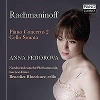 Rachmaninoff: Piano Concerto No. 2 - Cello Sonata Op. 19 by Benedict Kloeckner