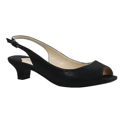 dc10977dad5 J. Renee Women s Jenvey Low Heel Slingback