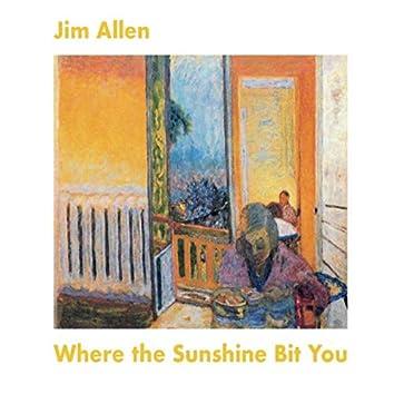 Where the Sunshine Bit You