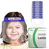 Écran facial anti-buée Laotie Kids | Lentille de protection transparente résistante à la corrosion