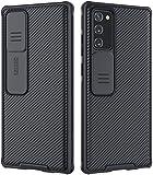 Nillkin CamShield Pro Series Samsung Galaxy Note 20 Hülle, stilvolle Schutzhülle mit Schiebekamera-Abdeckung Ultra Dünn Premium Bumper Hybrid Handyhülle für Samsung Galaxy Note 20