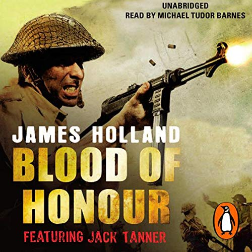 Blood of Honour cover art
