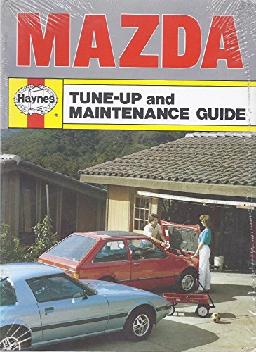 Mazda Tune-up and Maintenance Guide