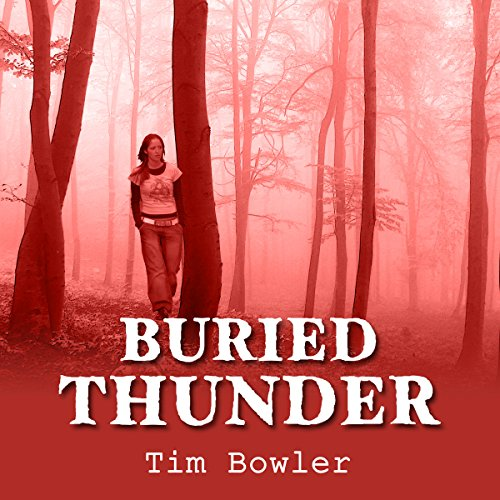 Buried Thunder audiobook cover art