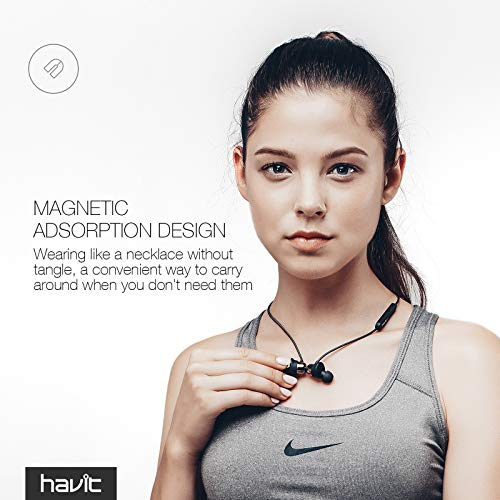 Bluetooth In-Ear Sport Kopfhörer HAVIT kaufen  Bild 1*