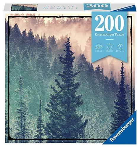 Ravensburger Puzzle 12958 Wood - 200 Teile Puzzle für Erwachsene und Kinder ab 14 Jahren