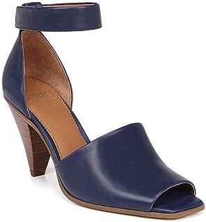 Franco Sarto Women's Cambria Pump, Blue Leather, 7.5 M