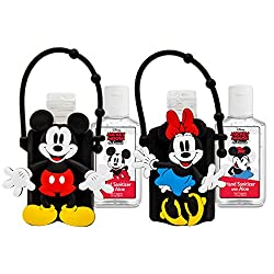 Best Disney Travel Bags & Accessories featured by top US Disney blogger, Marcie and the Mouse: Disney portable hand sanitizer
