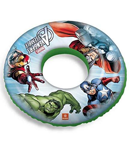 Mondo – 16304 – Outdoor-Spiel – Schwimmring Avengers