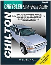 Chilton 20404 97-00 Dodge Ram Pu