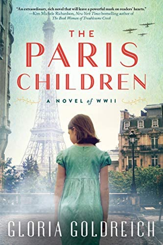 The Paris Children A Novel of the Lost Children of WWII product image