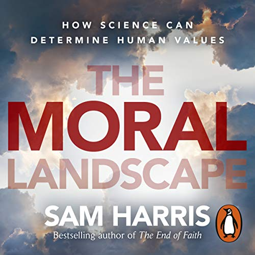 Couverture de The Moral Landscape