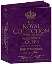 Royal Collection: (The King's Speech / The Queen / The Young Victoria / Shakespeare in Love / Vanity Fair)