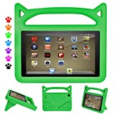H D 8 Case,H D 8 Tablet Case-Dinines Shock Proof Handle Protector Stand Girls Boys 8inch Cover for Tablet 8 inch(6th / 7th and 8th Generation,2016/2017 and 2018 Releases)