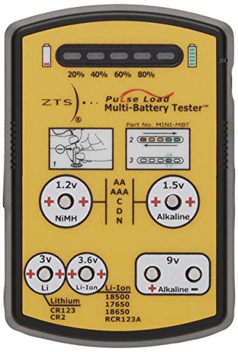 ZTS MINI-MBT Multi-Battery Tester