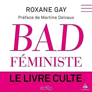 Couverture de Bad féministe