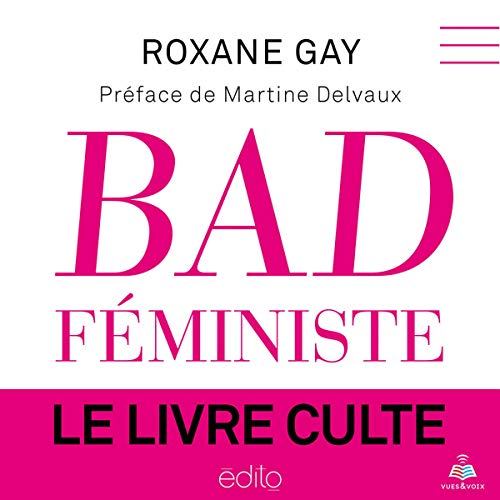 Bad féministe [Bad Feminist] cover art