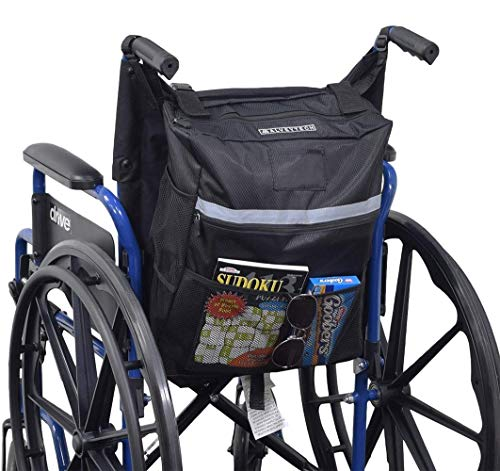 Review Seat Scooter Bag/Wheelchair Tote Bag for Motor Scooter/Power Chair