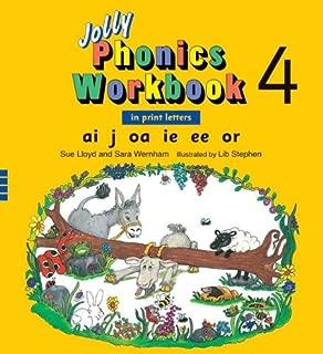 Jolly Phonics: Ai, J, Oa, Ie, Ee, or (Jolly Phonics Workbooks)