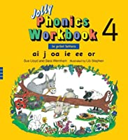 Jolly Phonics: Ai, J, Oa, Ie, Ee, or (Jolly Phonics Workbooks)