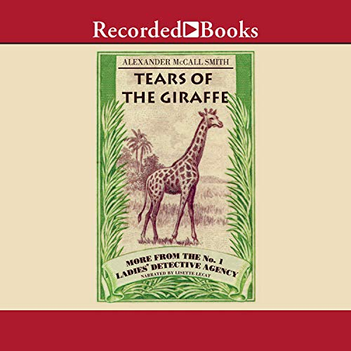 Tears of the Giraffe  By  cover art