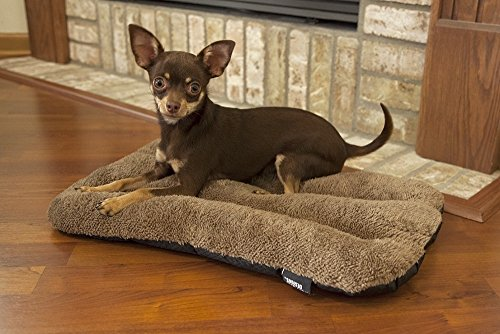 SportPet Designs Waterproof Pet Bed - Fits SportPet Plastic Dog Kennel, 20 inches