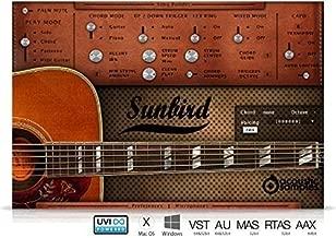 Sunbird -ギター音源-
