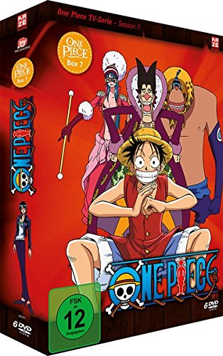 One Piece - TV Serie - Vol. 07 - [DVD]