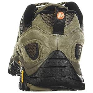 Merrell Men's Moab 2 Vent Hiking Shoe, Walnut, 9.5 2E US