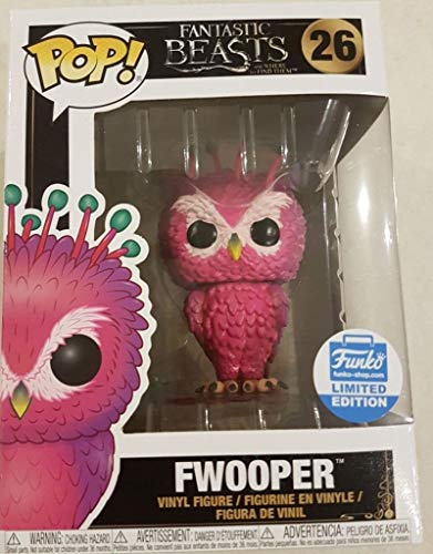 Fantastic Beasts - Fwooper Funo Pop Limited Edition Version 26