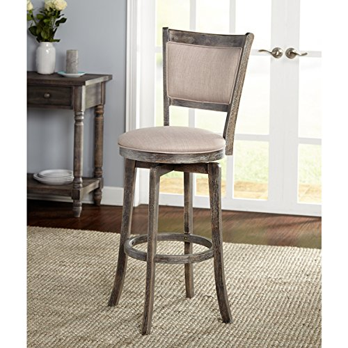 French Country Bar Stool Amazoncom