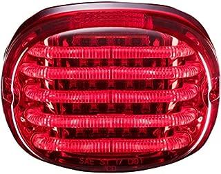 Custom Dynamics PB-TL-SB-R Probeam LED Squarback Taillight without License Plate Illumination Window - Red