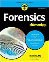 Forensics For Dummies, 2nd Edition Front Cover