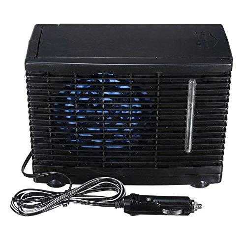 Viviance 24V Draagbare kar voor thuis, koeler, koeler, ventilator, waterijs, verdamping airconditioning